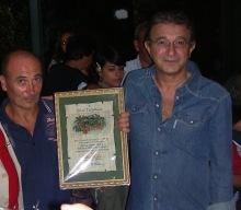Salvatore Bulgarella Manga