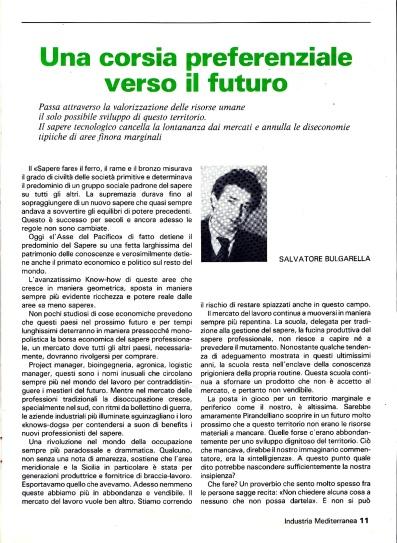 Salvatore Bulgarella